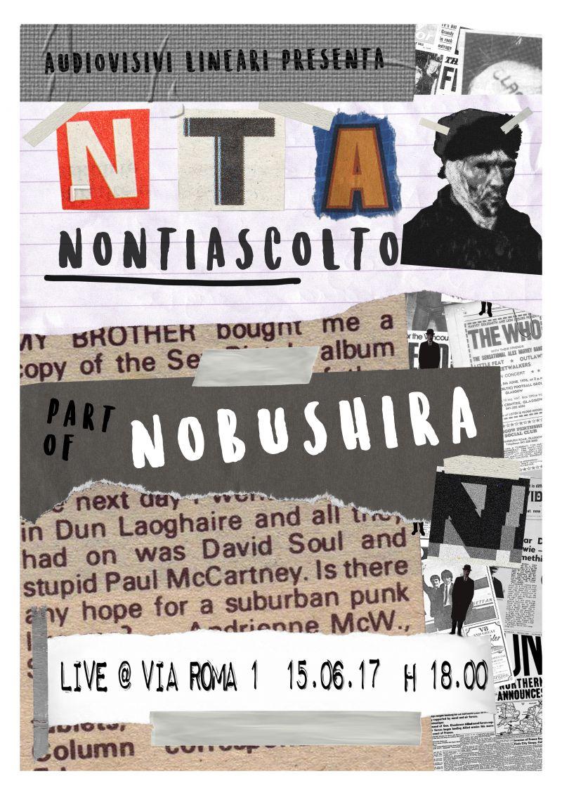 NTA (Non Ti Ascolto) live @ ABA Carrara
