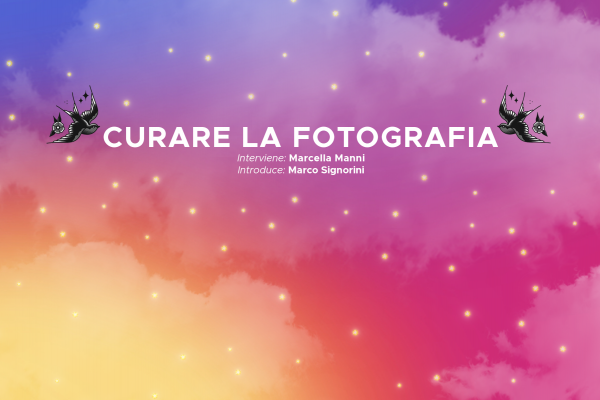 "Cloud Workers: ""Curare la fotografia"""