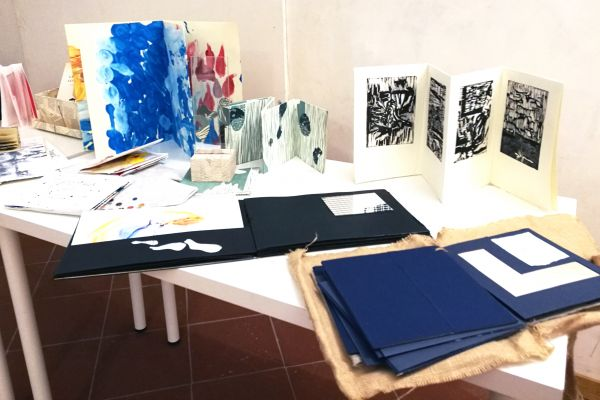 Libro d'Artista in Tour. Toscana  2019
