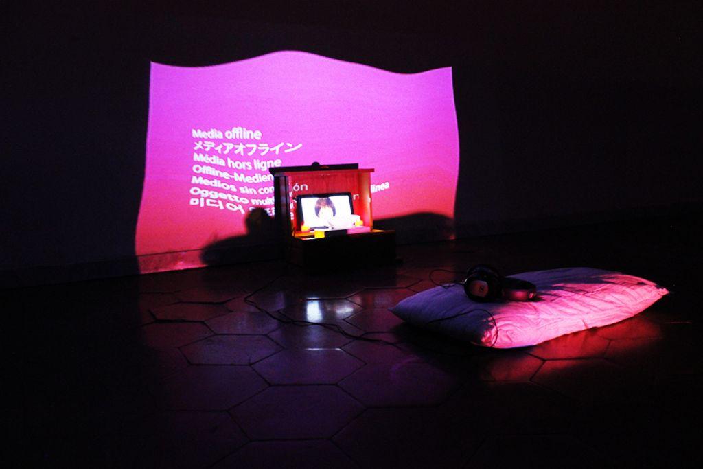 """Matìas E. Reyes vince il Premio Nazionale delle Arti  nella sezione """"videoinstallazioni"""""""