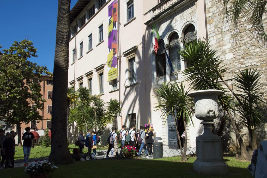 Vieni a Carrara con noi!