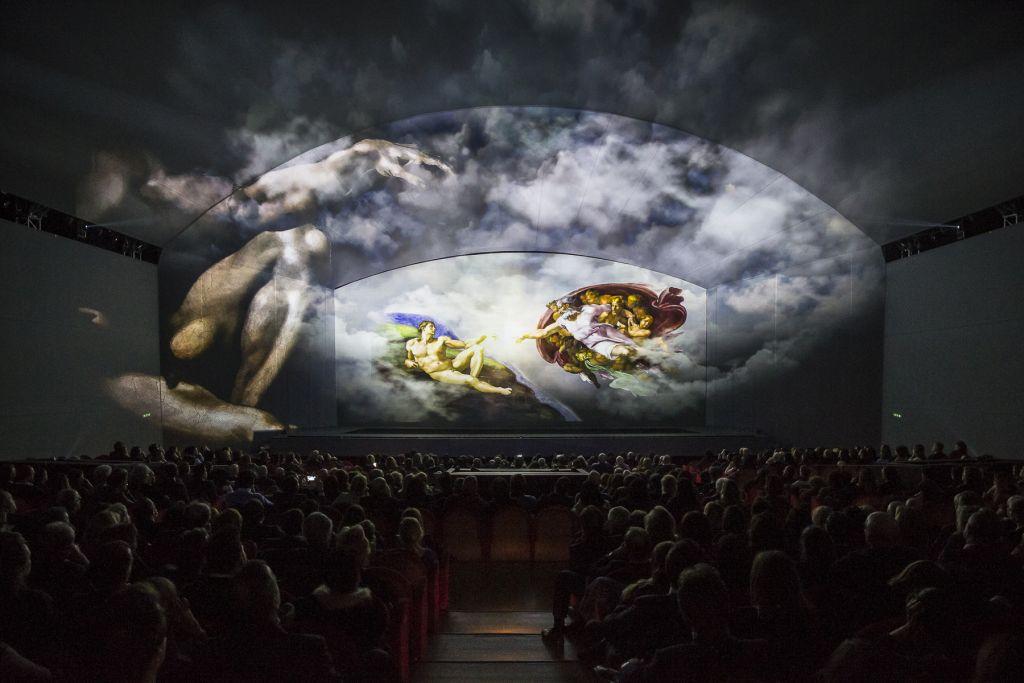 Tommaso CASINI: Il Cenacolo di Leonardo e la Sistina di Michelangelo tra riproduzione e manipolazione visiva