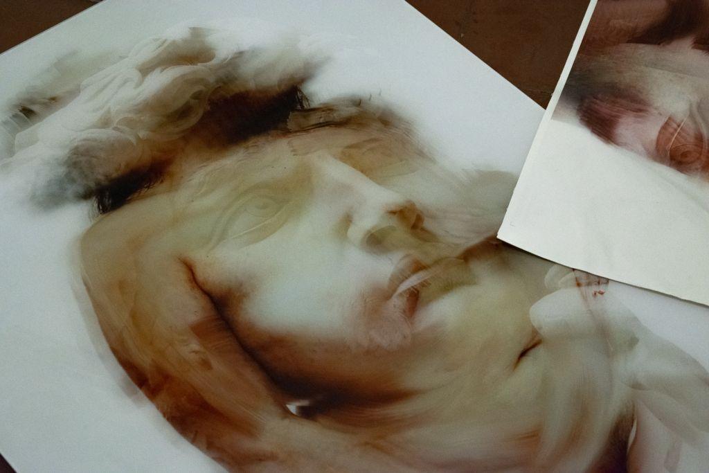 Michelangelo Reload al CAV di Pietrasanta