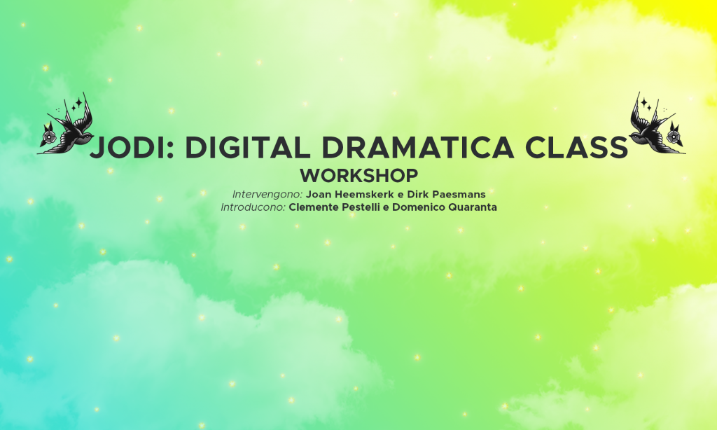 "Cloud Workers: ""Digital Dramatica Class"""