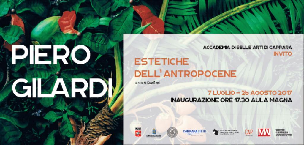 Piero Gilardi - Estetiche dell'Antropocene