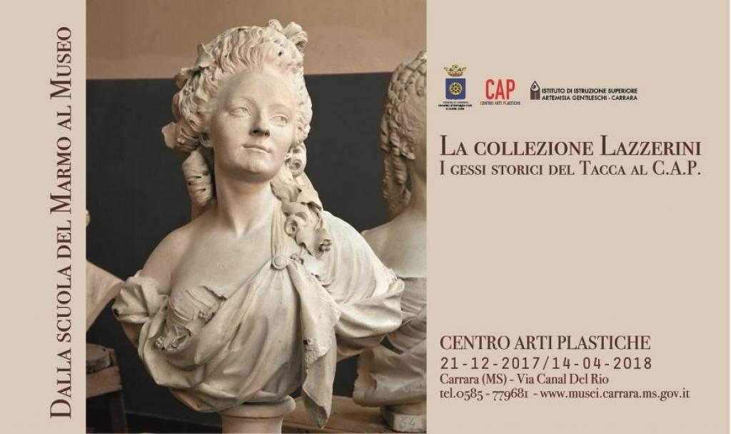 Patrimoni da tramandare: le Gipsoteche pubbliche di Carrara