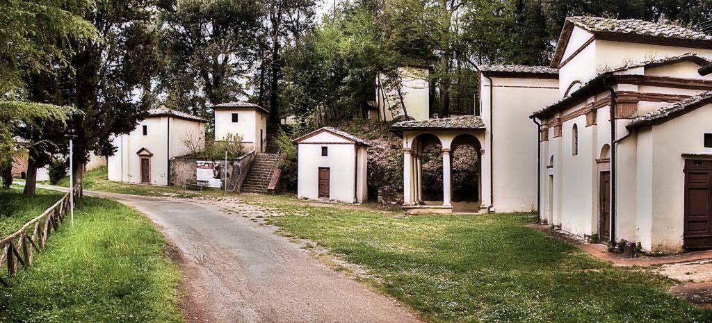 ANÁBASIS: in mostra i risultati della residenza al Sacro Monte di San Vivaldo