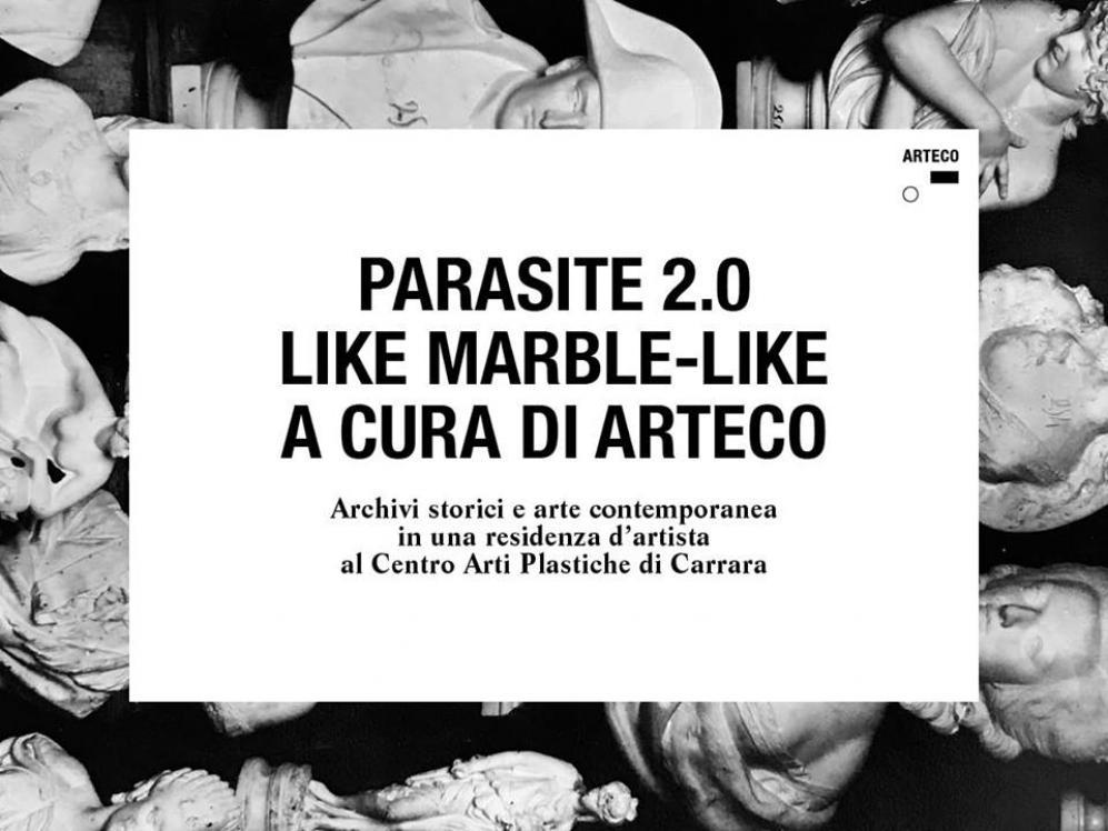Presentazione del workshop Like Marble-Like dei Parasite 2.0